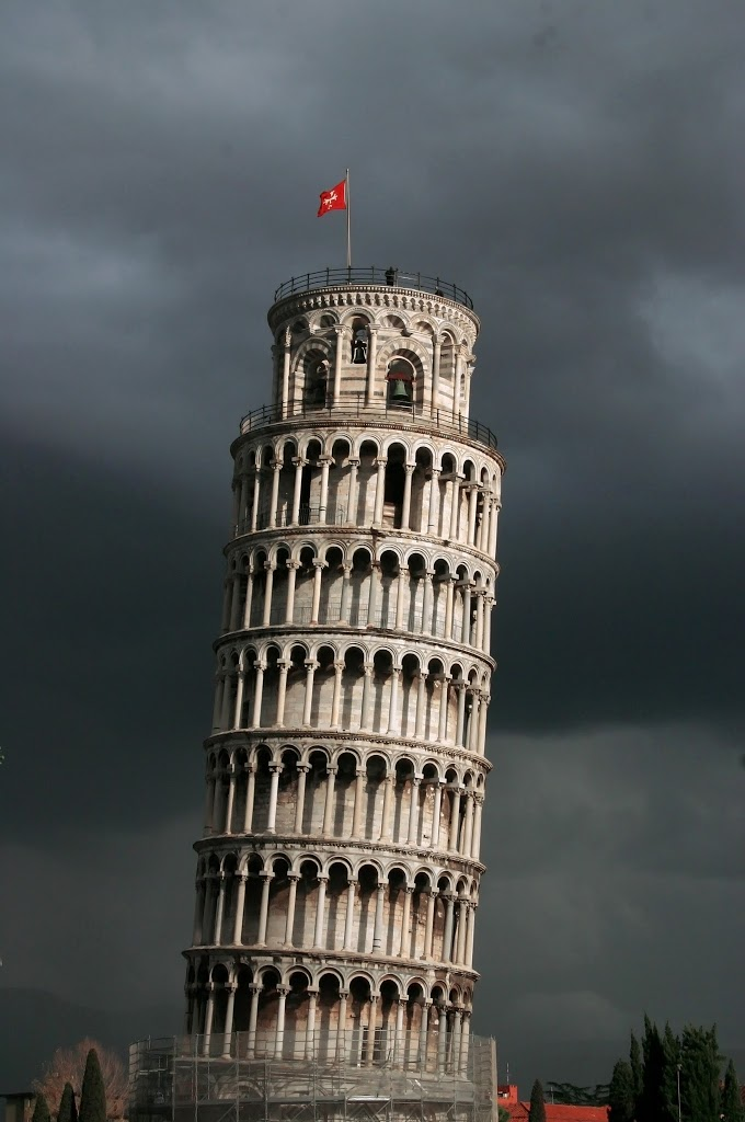 Thursday Travels: Leaning Tower of Pisa
