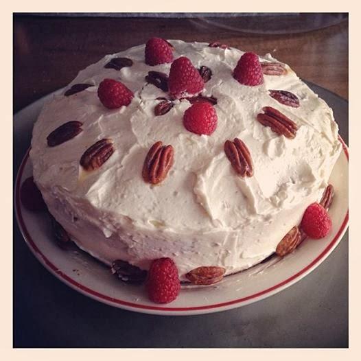 Birthday Cake : Better Late
